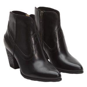 Frye Renee Short Cowboy Boots